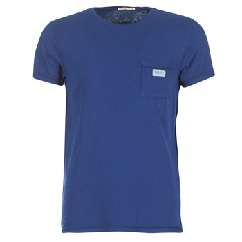 Vêtements Homme T-shirts manches courtes Scotch & Soda JURISCU Marine