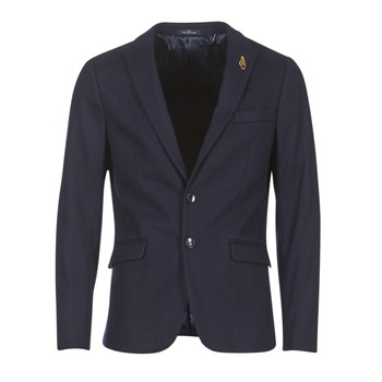 Vêtements Homme Vestes / Blazers Scotch & Soda DARLO Marine