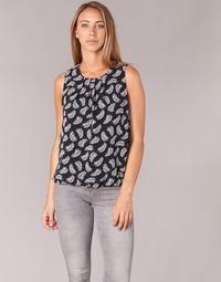 Vêtements Femme Tops / Blouses Betty London HARTEUC Noir