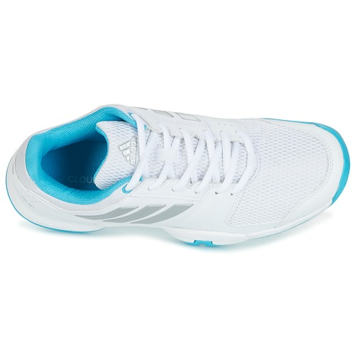 adidas Performance Barricade Club xJ Blanc/bleu