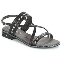 Chaussures Femme Sandales et Nu-pieds Tamaris  BLACK