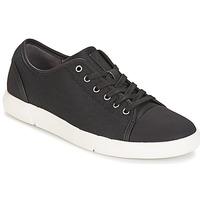 Chaussures Homme Baskets basses Clarks Lander Cap Noir