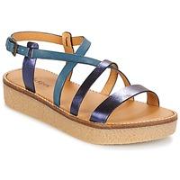 Chaussures Femme Sandales et Nu-pieds Kickers VALENTINA BLEU