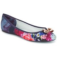 Chaussures Femme Ballerines / babies Ted Baker IMME 2 DKBLUE