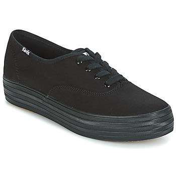 Chaussures Femme Baskets basses Keds TRIPLE Noir