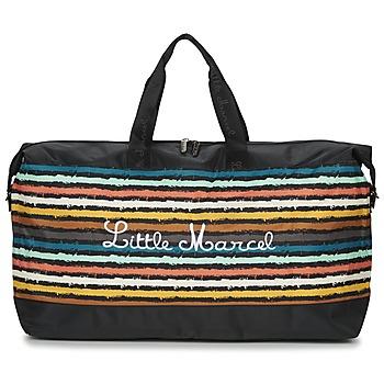 Sacs Femme Sacs de voyage Little Marcel NAVIGA Noir / Multicolore