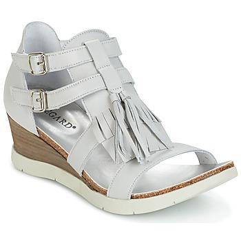 Chaussures Femme Sandales et Nu-pieds Regard RECALI GRIS