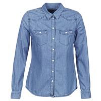 Vêtements Femme Chemises / Chemisiers Yurban HEFOU Bleu