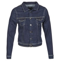 Vêtements Femme Vestes en jean Betty London IHELEFI Bleu medium