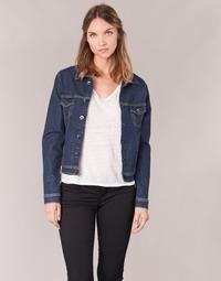 Vêtements Femme Vestes en jean Yurban IHELEFI Bleu medium