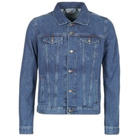 Vêtements Homme Vestes en jean Yurban HEDEM Bleu medium