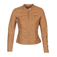 Vêtements Femme Vestes en cuir / synthétiques Only READY Cognac