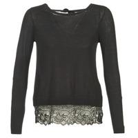 Vêtements Femme Pulls Only SHIRLEY Noir