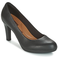 Chaussures Femme Escarpins Clarks Adriel Viola Black Leather
