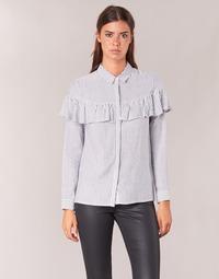 Vêtements Femme Chemises / Chemisiers Moony Mood HALIS Blanc