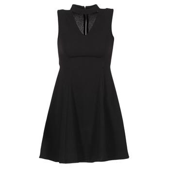 Vêtements Femme Robes courtes Moony Mood GUDU Noir