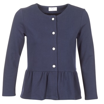 Vêtements Femme Vestes / Blazers Betty London INNATA Marine