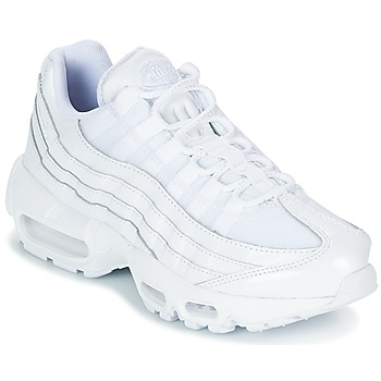 Chaussures Femme Baskets basses Nike AIR MAX 95 W Blanc