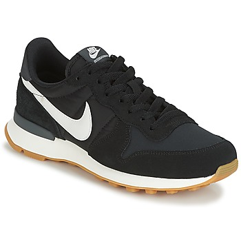 Chaussures Femme Baskets basses Nike INTERNATIONALIST W Noir / Blanc