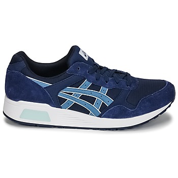 Chaussures Asics SILVER HERITAGE MESH - Chaussures Asics  SILVER HERITAGE MESH  bleu.