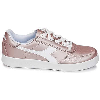 Baskets Basses diadora b elite i metallic wn