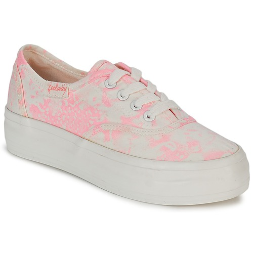 Chaussures Femme Baskets basses Coolway DODO Rose