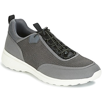 Chaussures Homme Baskets basses Aigle LUPSON MESH Gris
