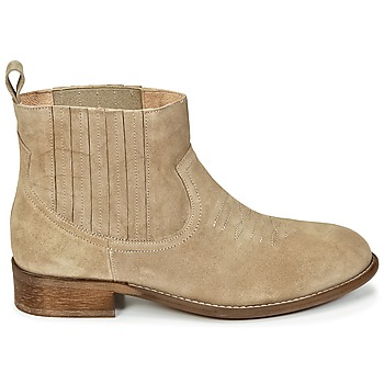 Boots enfant Young Elegant People DEBBY - Boots enfant Young Elegant People  DEBBY  Beige.
