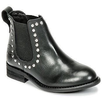 Chaussures Fille Boots Young Elegant People FOSTINE Noir