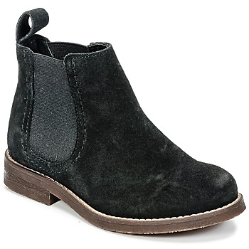 Chaussures Fille Boots Young Elegant People COLETTE Noir