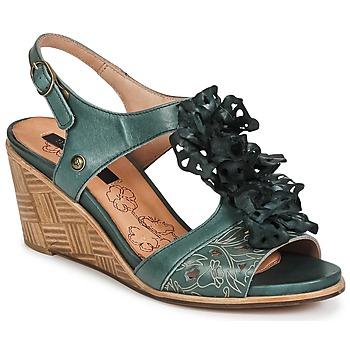 Chaussures Air max tnFemme Sandales et Nu-pieds Neosens NOAH Vert