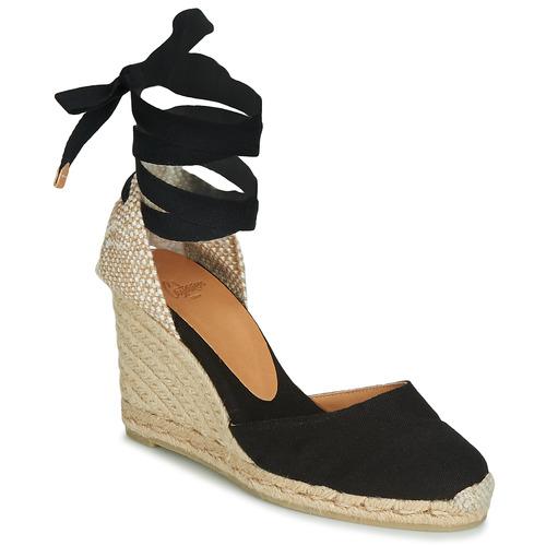 757017e6ef Castaner CARINA Noir - Chaussure pas cher avec Shoes.fr ...