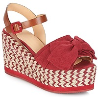 Chaussures Femme Sandales et Nu-pieds Castaner EUCALIPTO Framboise