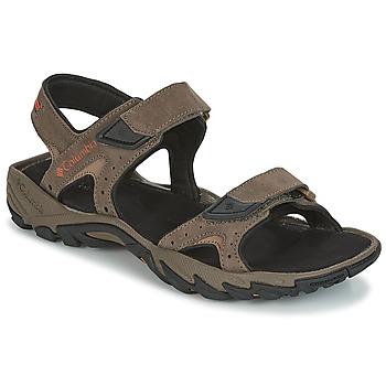Chaussures Homme Sandales sport Columbia SANTIAM™ 2 STRAP Marron