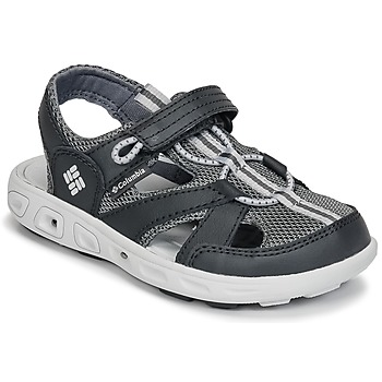 Chaussures Enfant Sandales sport Columbia CHILDRENS TECHSUN™ WAVE Noir