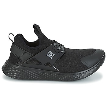 Baskets Basses dc shoes meridian presti m shoe 3bk
