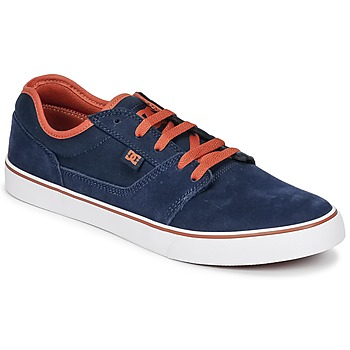 Chaussures Homme Baskets basses DC Shoes TONIK M SHOE NVB Bleu / Orange