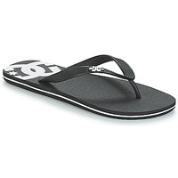 Chaussures Homme Tongs DC Shoes SPRAY M SNDL BLW Noir / Blanc