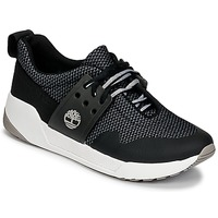 Chaussures Femme Baskets basses Timberland KIRI NEW LACE OXFORD Noir / Blanc