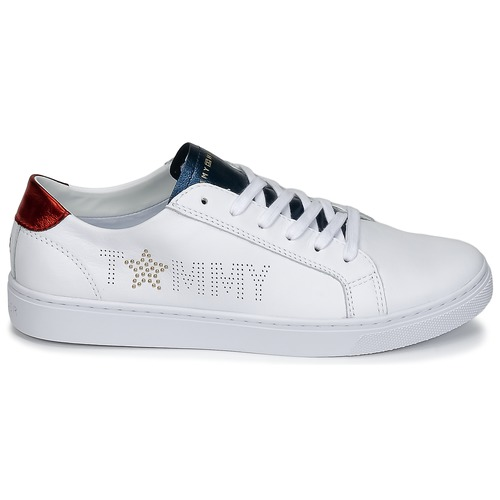 Tommy Hilfiger VENUS 22 Blanc / Bleu / Rouge
