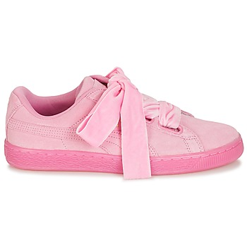 Baskets basses Puma SUEDE HEART RESET WN'S