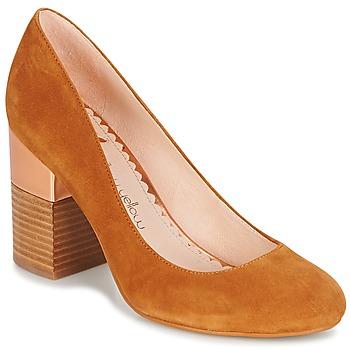 Chaussures Femme Escarpins Mellow Yellow DABOL CAMEL
