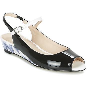 Chaussures Femme Sandales et Nu-pieds Mellow Yellow DALY NOIR