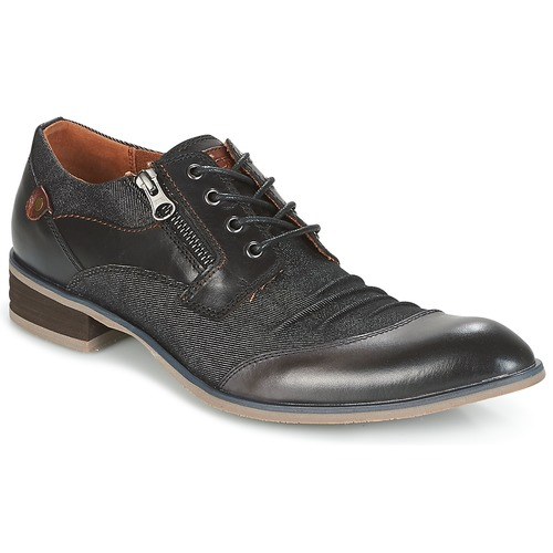 Chaussures Homme Derbies Kdopa MONTMARTRE Noir