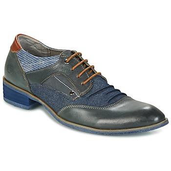 Chaussures Homme Derbies Kdopa LYON Bleu / Camel