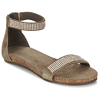 Chaussures Femme Sandales et Nu-pieds Dixie GRAMMO Taupe