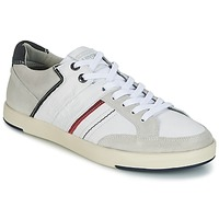 Chaussures Homme Baskets basses Levi's BEYERS Blanc
