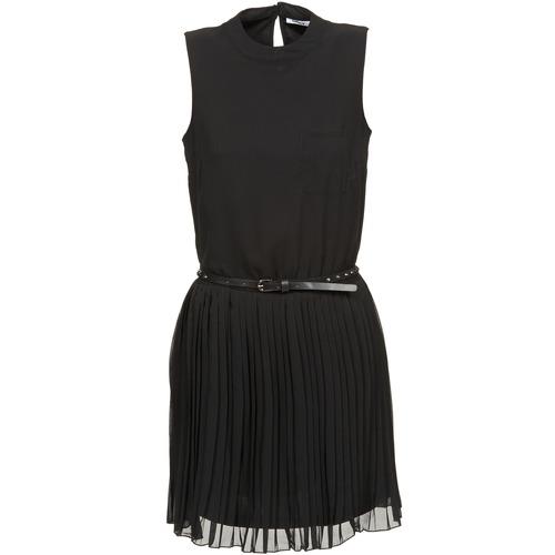 Vêtements Femme Robes courtes Only AYO Noir