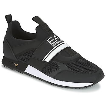 Chaussures Homme Baskets basses Emporio Armani EA7 BLACK & WHITE U Noir