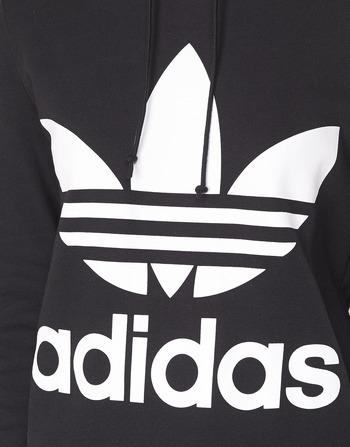 adidas Originals TREFOIL HOODIE Noir